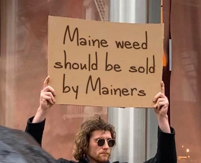 Maine drops residency requirement for recreational marijuana businesses